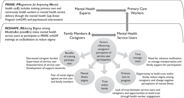 A Service User Co Facilitated Intervention To Reduce Mental Illness